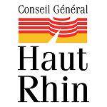 logo conseil général du haut-rhin