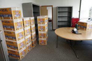 déménagement de bureaux