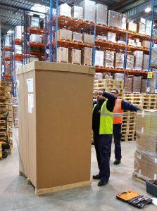 stockage livraison spécialisée